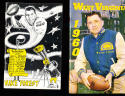 1960 Wake Forest Norm Snead  Football press & media Guide