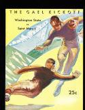 11/30 1935 Washington State vs Saint Mary's  Football Program