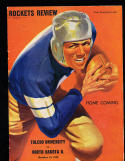10/14 1939 Toledo vs North Dakota  Football Program