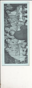 1971 - 1972 UC Davis Basketball press Media guide