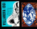 1961 University of Villanova  Football press & media Guide