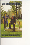 1971 - 1972 Seton Hall university Basketball press Media guide