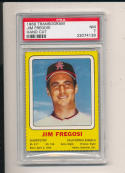 1969 Transogram Jim Fregosi psa 7 California Angels