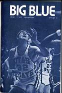 1972 - 1973 Utah State  Basketball press Media guide