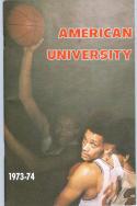 1973 American Basketball Media Guide bkbx6.1433