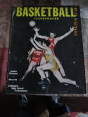 1946 Basketball Illustrated Marquette vs Wisconsin