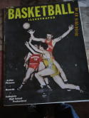 1946 Basketball Illustrated Marquette vs Wisconsin tape on spine