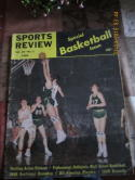 1950 Sports Review Basketball Issue Utah vs Colorado A&M vg
