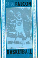 1973 Air Force Basketball Media Guide bkbx6.1430