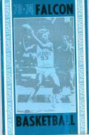 1973 Air Force Basketball Media Press Guide bkbx9