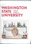 1973 Washington State Basketball Media Guide bkbx6.1644