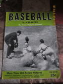 1946 Baseball Illustrated dodgers vs Cubs
