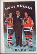1967 - 1978 Chicago Black hawks Fact Book  press Media guide