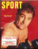 1955 March Sport Magazine Rocky Marciano Boxing nrmt