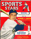 1950 Oct  Sports Stars Ralph Kiner Pirates