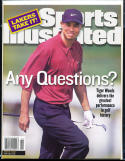 2000 8/28 Sports Illustrated No Label newsstand Tiger Woods
