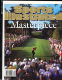 2001 4/16 Sports Illustrated No Label newsstand Tiger Woods
