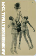 1973 Michigan Basketball Media Guide bkbx6.1514