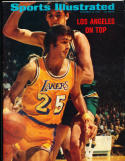1971 12/13  Sports Illustrated No Label newsstand Gail Goodrich Lakers