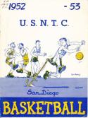 1952 San Diego College Basketball Media Guide bkbx3.624