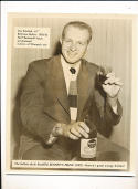 1950 Bennetts Prune Juice Don Rehfeldt Baltimore Bullets Basketball Card