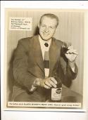 1950 Bennetts Prune Juice Don Rehfeldt Baltimore Bullets Basketball Card
