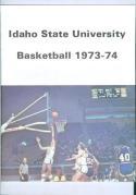 1973 Idaho State Basketball Media Guide bkbx6.1615
