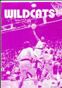 1974 - 1975 Weber State university Basketball press Media guide bx74