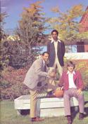 1974 - 1975 Washington State university Basketball press Media guide bx74