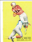 1957 10/5 University of Nevada vs chico State football program