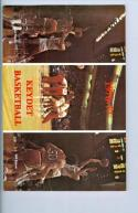 1976 Virginia Military Institute Basketball Media Guide bkbx5.1339