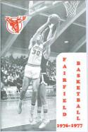 1976 Fairfield Basketball Media Guide bkbx5.1224