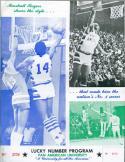 1976 Pan American Basketball Media Guide bkbx5.1404