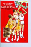 1976 Oklahoma Basketball Media Guide bkbx5.1284