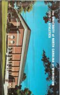 1976 North Carolina Wilmington Basketball Media Guide bkbx5.1400