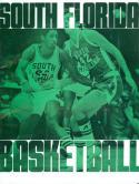 1976 South Florida Basketball Media Guide bkbx5.1414