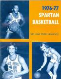 1976 San Jose State Basketball Media Guide bkbx5.1411