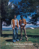 1976 Idaho Basketball Media Guide bkbx5.1380