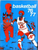 1976 Austin Peay Basketball Media Guide bkbx5.1356
