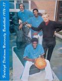 1976 Fairleigh Dickinson Basketball Media Guide bkbx5.1373