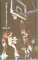 1976 St. Joseph's Basketball Media Guide bkbx5.1315