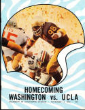 1970 11/14 Washington vs UCLA football program