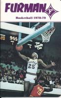 1978 Furman College Basketball Press Media Guide