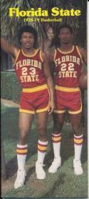 1978 Florida State College Basketball Press Media Guide