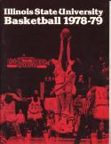 1978 Illinois State University College Basketball Press Media Guide