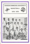 1978 Hardin-Simmons University College Basketball Press Media Guide